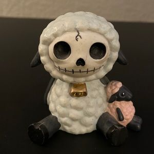 "💕3/$25 3"" Sheep FurryBone Figurine"